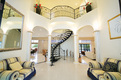 Thumbnail: entry opens to feature spiral staircase